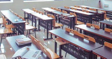 Thiết kế nội thất trường học gồm những không gian nào?