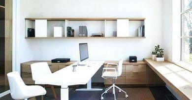 3 lợi ích bất ngờ khi trang trí văn phòng làm việc nhỏ đẹp, chuyên nghiệp