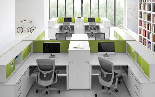 Tại sao cần phải chú ý tới cách bố trí văn phòng làm việc hiện đại?