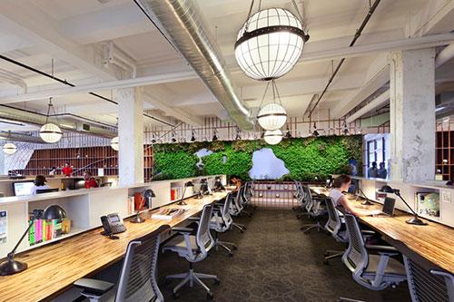 Những lưu ý quan trọng khi thiết kế nội thất văn phòng tại Hà Nội
