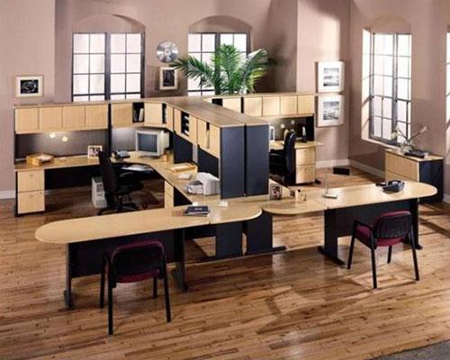 Đơn vị thiết kế văn phòng 40m2 chuyên nghiệp tại Hà Nội