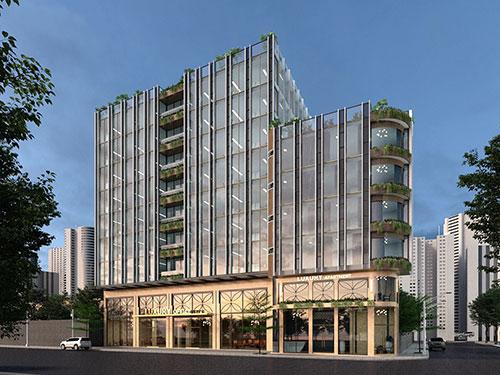 Báo giá thiết kế tòa nhà văn phòng chuyên nghiệp rẻ nhất hiện nay