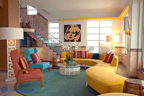 Tìm hiểu về phong cách nội thất retro, ứng dụng trong thiết kế nội thất