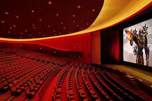 Tư vấn cách chọn nội thất khi thiết kế rạp chiếu phim