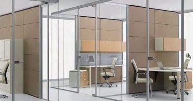 Mua vách ngăn nhôm kính văn phòng ở đâu giá rẻ và yên tâm nhất?