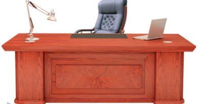 4 lý do giúp bàn Giám đốc gỗ veneer được ưa chuộng hàng đầu hiện nay