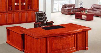 Chọn kích thước bàn làm việc Giám đốc cần phải chú ý tới điều gì?