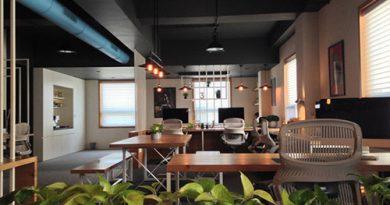 Tại sao thiết kế gắn với thiên nhiên là mô hình văn phòng hiện đại HOT?