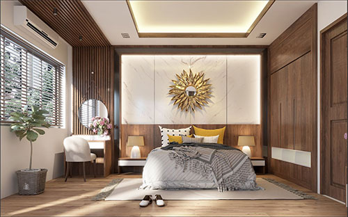 Tư vấn cách thiết kế nội thất khách sạn 5 sao ấn tượng