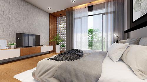 Thiết kế nội thất khách sạn 5 sao tiện nghi