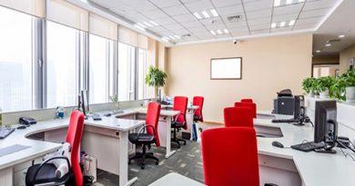 Thiết kế phòng làm việc nhân viên cần phải chú ý tới điều gì?