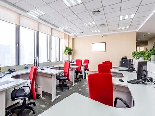 Những lưu ý quan trọng khi thiết kế phòng làm việc cho nhân viên