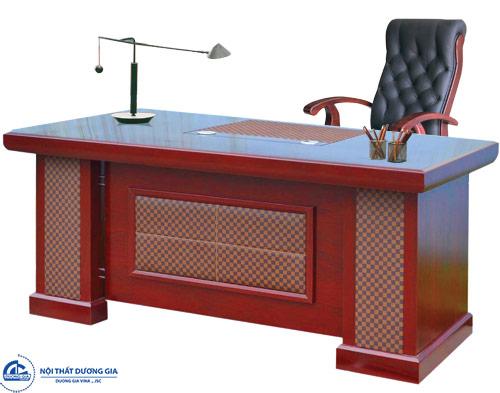 Ý nghĩa của việc chọn bàn Giám đốc sang trọng, đẳng cấp