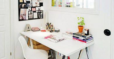 Cách trang trí bàn học dễ thương, tạo cảm hứng học tập hiệu quả