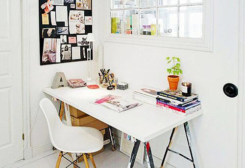 Tư vấn cách trang trí bàn học đẹp, đơn giản