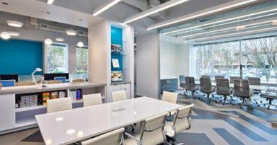 Công ty thiết kế phòng làm việc hiện đại uy tín nhất tại Hà Nội