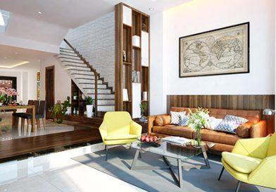 Mua vách ngăn gỗ phòng khách cần phải chú ý tới điều gì?