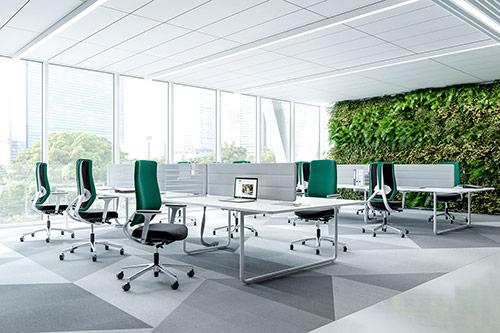 Thiết kế văn phòng làm việc cần phải chú ý tới những tiêu chuẩn nào?