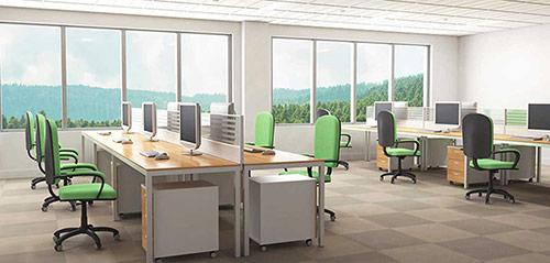 Tiêu chuẩn thiết kế văn phòng làm việc mới nhất