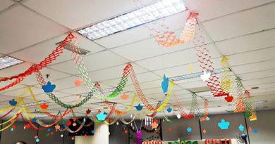 Gợi ý cách trang trí noel cho văn phòng công ty đẹp, dễ thực hiện