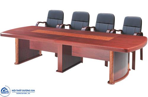 Bàn phòng họp Hòa Phát hình chữ nhật CT3012H1
