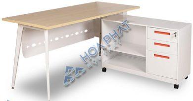 TOP 5 mẫu bàn làm việc 1m8 thiết kế đẹp, HOT nhất thị trường hiện nay