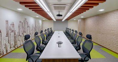 Gợi ý cách bố trí chỗ ngồi trong phòng họp theo hướng hiện đại