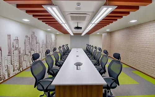Cách bố trí chỗ ngồi trong phòng họp: Những đồ vật khác