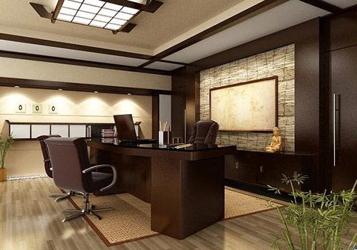 Làm thế nào để thiết kế phòng Giám đốc nhỏ trở nên đẹp và tiện nghi?