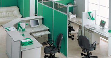 Công ty thiết kế, thi công vách ngăn nỉ khung nhôm văn phòng uy tín