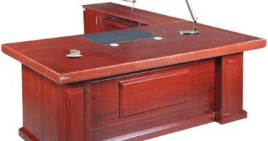 Mua bàn ghế văn phòng bằng gỗ ở đâu uy tín, giá rẻ nhất?