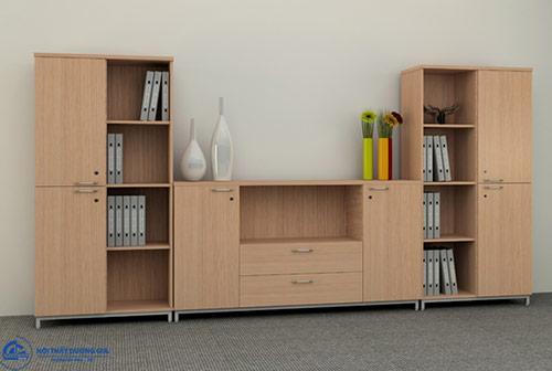 Tư vấn cách mua tủ hồ sơ gỗ công nghiệp cho mọi văn phòng