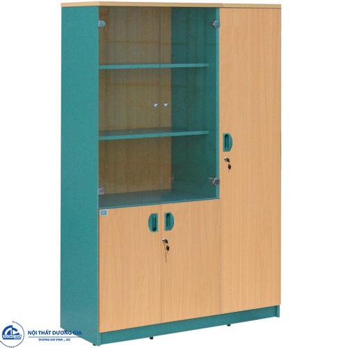 Chọn tủ hồ sơ gỗ công nghiệp phù hợp với tài chính của đơn vị