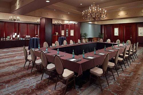 Các kiểu setup phòng họp phổ biến