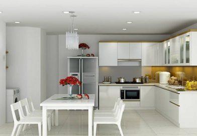 Đây là những lý do mà bạn cần chú ý tới cách trang trí phòng bếp nhỏ