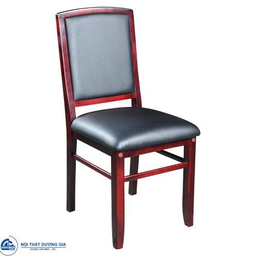 Ghế phòng họp gỗ tự nhiên GHT10