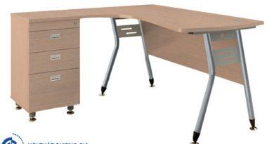 TOP 5 mẫu bàn làm việc giá rẻ Hà Nội thiết kế đa năng, hiện đại