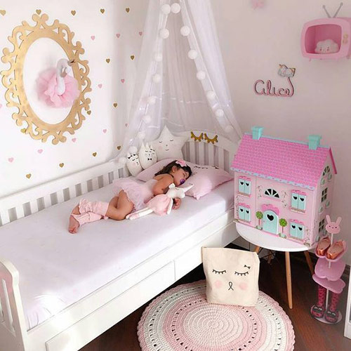 Hướng dẫncách trang trí phòng ngủ dễ thương mà không mất nhiều thời gian, chi phí