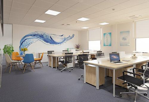 Tiêu chuẩn kích thước bàn làm việc văn phòng là bao nhiêu?
