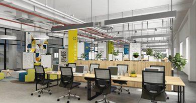 Công ty thiết kế văn phòng 100m2 chuyên nghiệp, uy tín nhất hiện nay