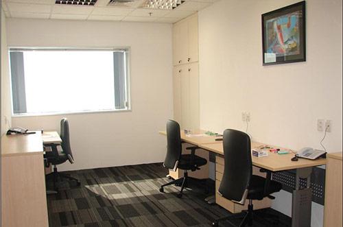 Công tythiết kế văn phòng 50m2 chuyên nghiệp, giá rẻ
