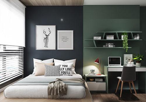 Bất ngờ với những tác động tích cực khi bạn trang trí phòng ngủ chất
