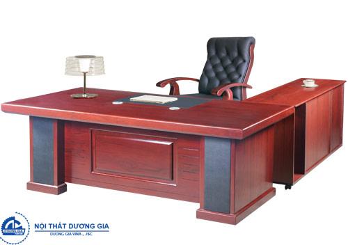 Mua bộ bàn ghế Giám đốc Hòa Phát ở đâu?