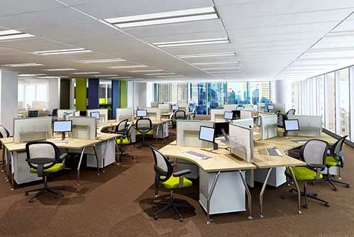 Nắm được báo giá nội thất văn phòng giúp đảm bảo nguồn tài chính