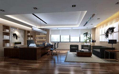 Những mẹo nhỏ giúp bạn thiết kế nội thất phòng Giám đốc như ý
