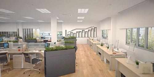 Làm thế nào để thiết kế nội thất văn phòng giá rẻ chuyên nghiệp