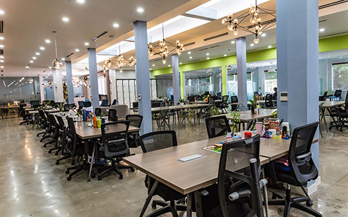 Coworking Space Hà Nội - Sự lựa chọn thông minh của doanh nghiệp trẻ