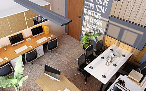 Làm thế nào để chọn được đơn vị thiết kế văn phòng 60m2 uy tín?