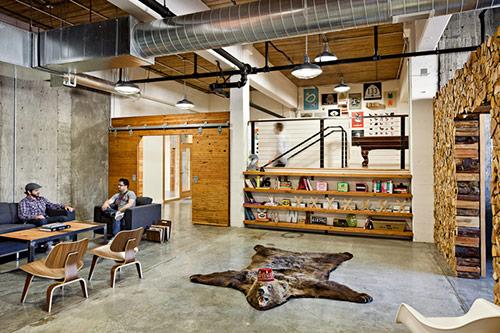 Những xu hướng thiết kế văn phòng làm việc hiện đại HOT hiện nay