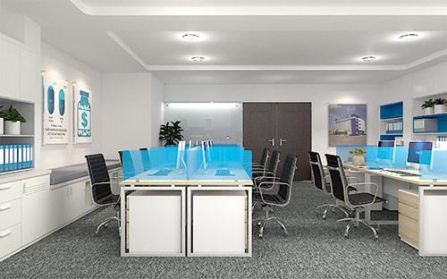 Chọn đơn vị thiết kế nội thất văn phòng giá rẻ uy tín
